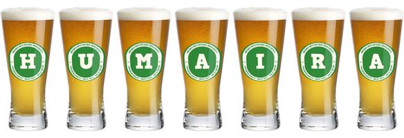 Humaira lager logo