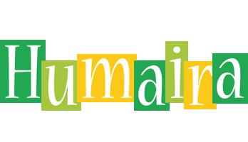 Humaira lemonade logo