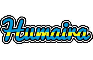 Humaira sweden logo