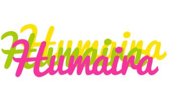 Humaira sweets logo