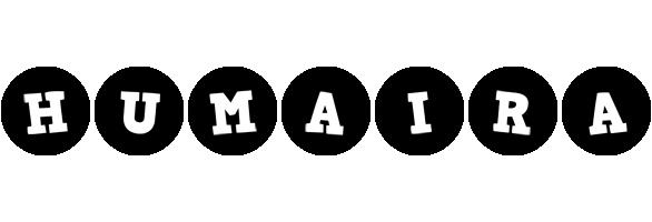 Humaira tools logo