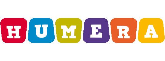 Humera kiddo logo