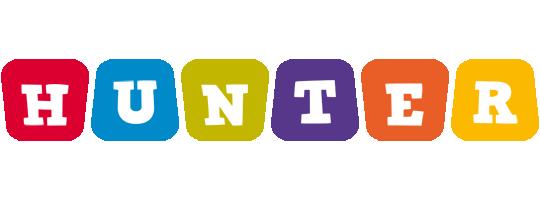 Hunter daycare logo