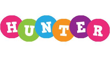 Hunter friends logo