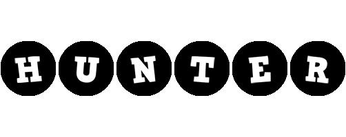 Hunter tools logo