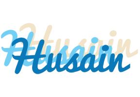 Husain breeze logo