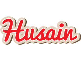 Husain chocolate logo