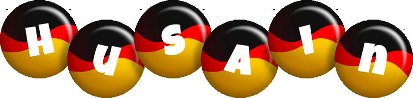 Husain german logo