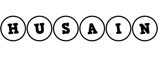 Husain handy logo