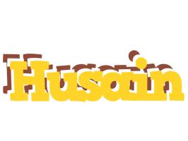 Husain hotcup logo