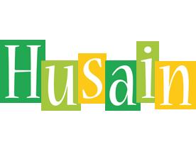 Husain lemonade logo