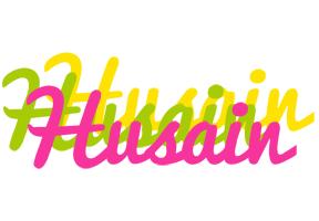 Husain sweets logo