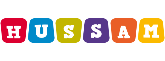 Hussam daycare logo