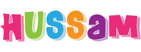 Hussam friday logo