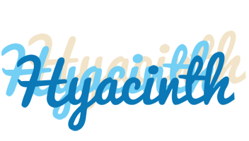 Hyacinth breeze logo
