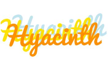 Hyacinth energy logo
