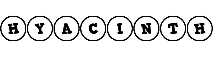 Hyacinth handy logo