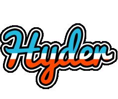 Hyder america logo