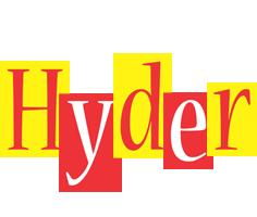 Hyder errors logo