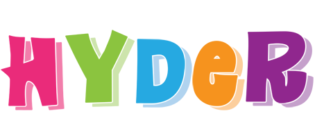 Hyder friday logo
