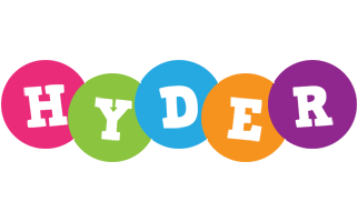 Hyder friends logo