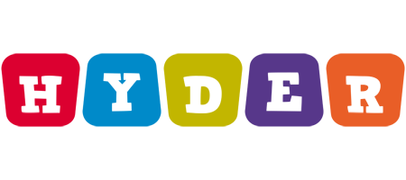 Hyder kiddo logo