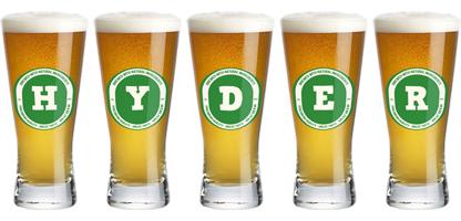 Hyder lager logo