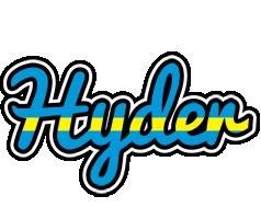 Hyder sweden logo