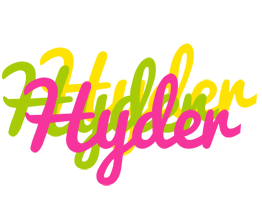 Hyder sweets logo