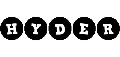 Hyder tools logo