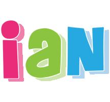 Ian friday logo