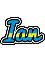 Ian sweden logo