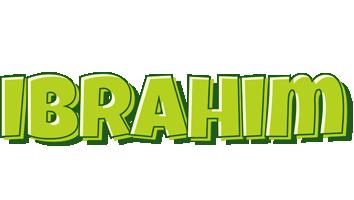 Ibrahim summer logo