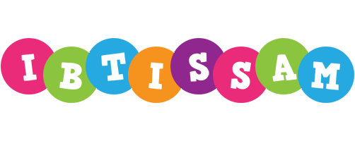 Ibtissam friends logo