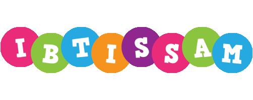 Ibtissam friends logo