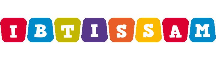 Ibtissam kiddo logo