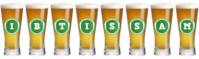 Ibtissam lager logo