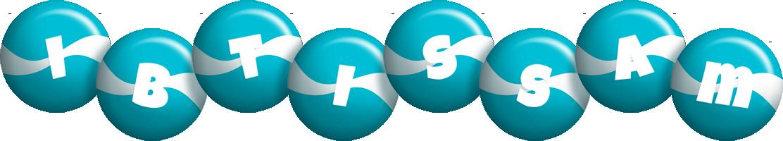 Ibtissam messi logo