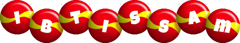 Ibtissam spain logo