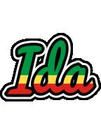 Ida african logo