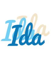 Ida breeze logo