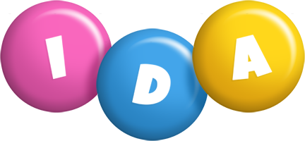 Ida candy logo