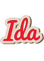 Ida chocolate logo