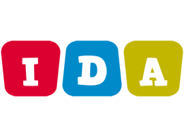 Ida daycare logo