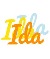 Ida energy logo