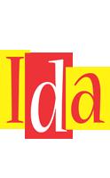 Ida errors logo