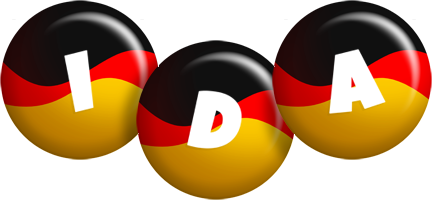 Ida german logo