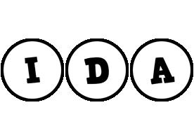 Ida handy logo
