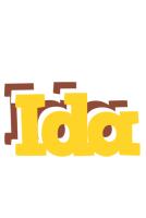 Ida hotcup logo