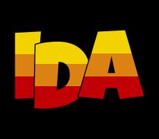 Ida jungle logo